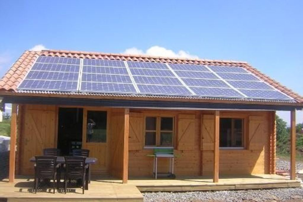 Residencia de 48 m² en Cantal