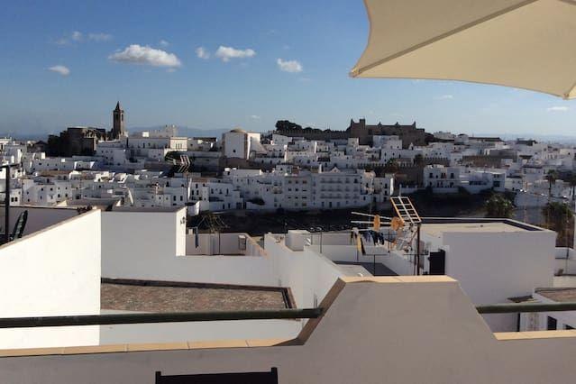 Casa cómoda y soleada terraza