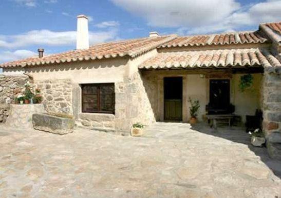 Casa rural (alquiler íntegro) La Solana del Abuelo para 7 personas