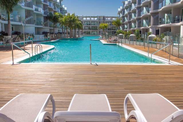 Panoramic apartment in Palm-mar