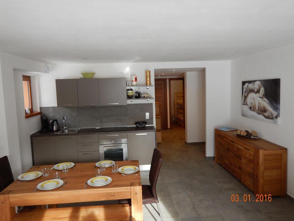 Apartamento funcional en Montgenèvre