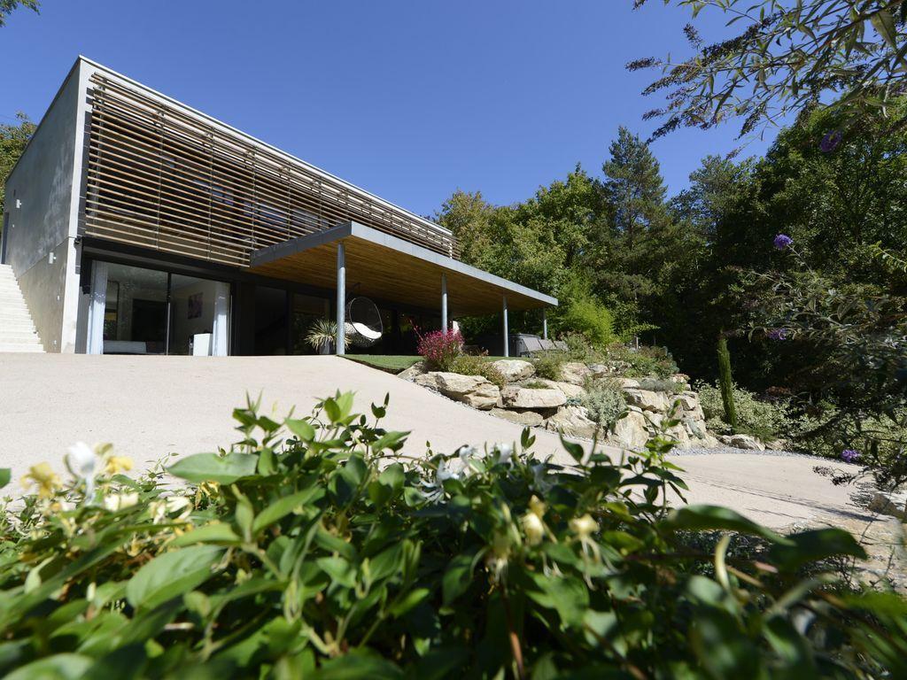 Residencia con jardín en Mostuéjouls