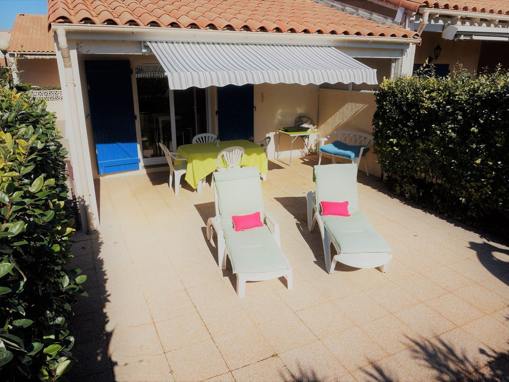 Alojamiento de 45 m² en Portiragnes