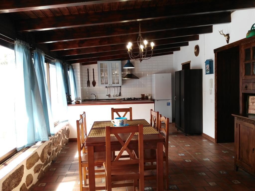 Casa apto para mascotas en Tegueste