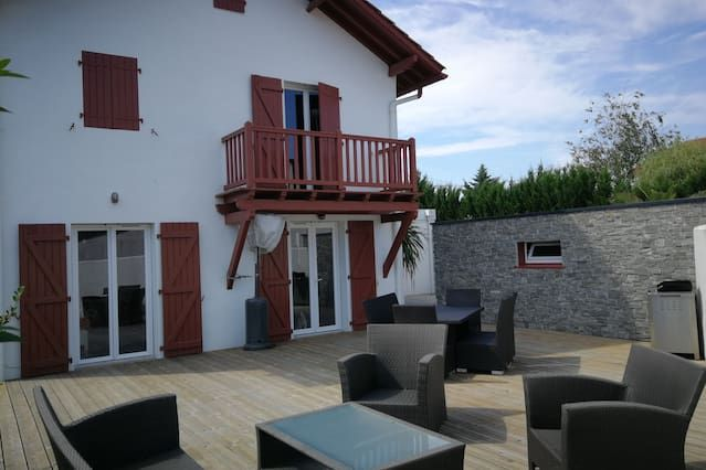 Casa con jardín en Bidart