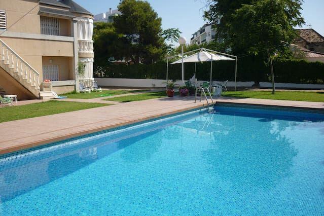 Casa para 7 personas con piscina
