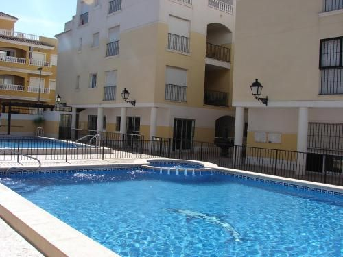 Apartment with 1 room and parking included