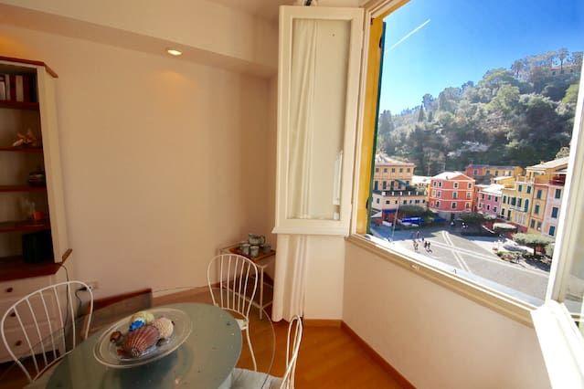 Casa vacanze per 6 ospiti a Portofino