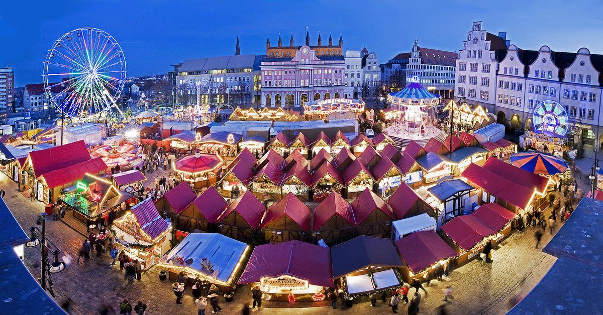Mercado de Navidad Nuremberg
