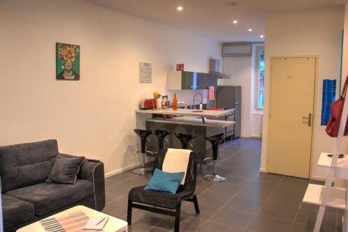 Hébergement à Grenoble à 1 chambre