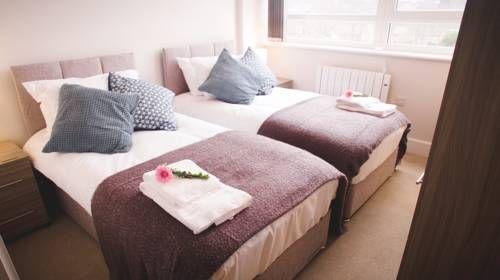 Apartamento de 3 habitaciones en Stevenage
