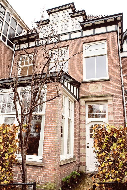 Vivienda con jardín en Haarlem