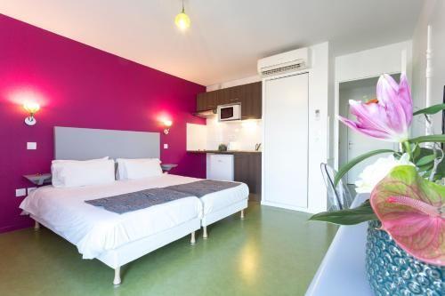 Vivienda de 32 m² para 4 huéspedes