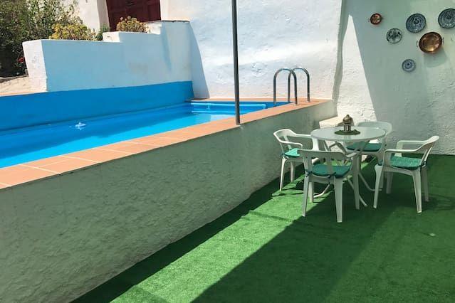 Vivienda en Órgiva con piscina