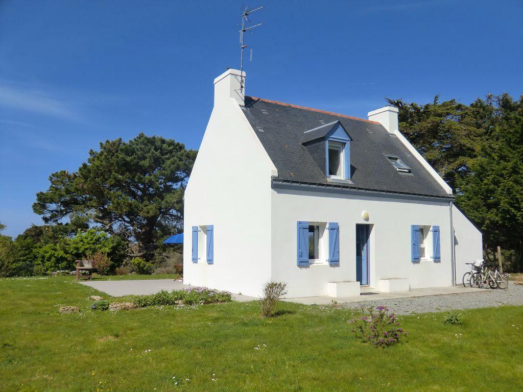 Casa en Groix para 6 personas