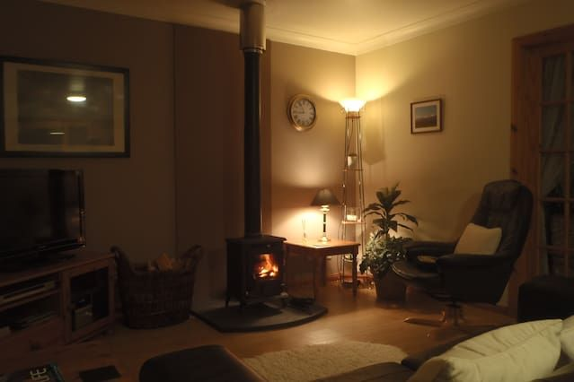 Apartment with 1 room in Aviemore