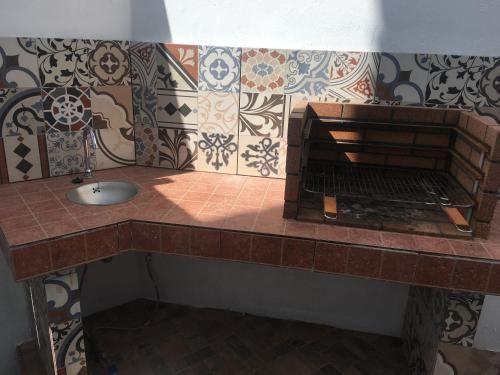 Casa atractiva en Valleseco
