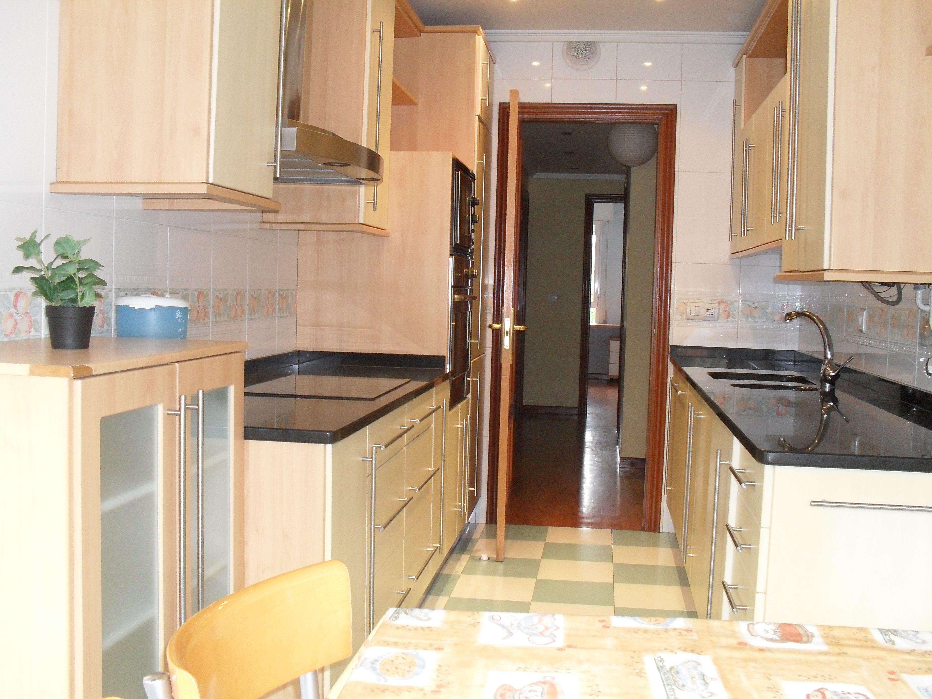 Apartamento céntrico en Vitoria de 3 dormitorios