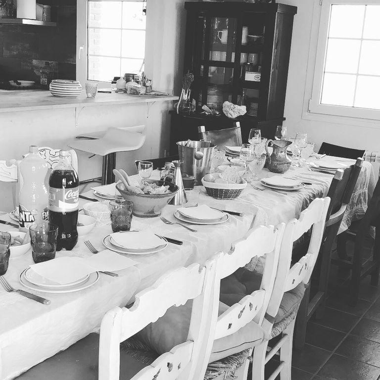 Casa familiar para 14 huéspedes