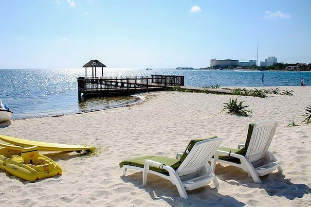 Piso panorámico en Cancún