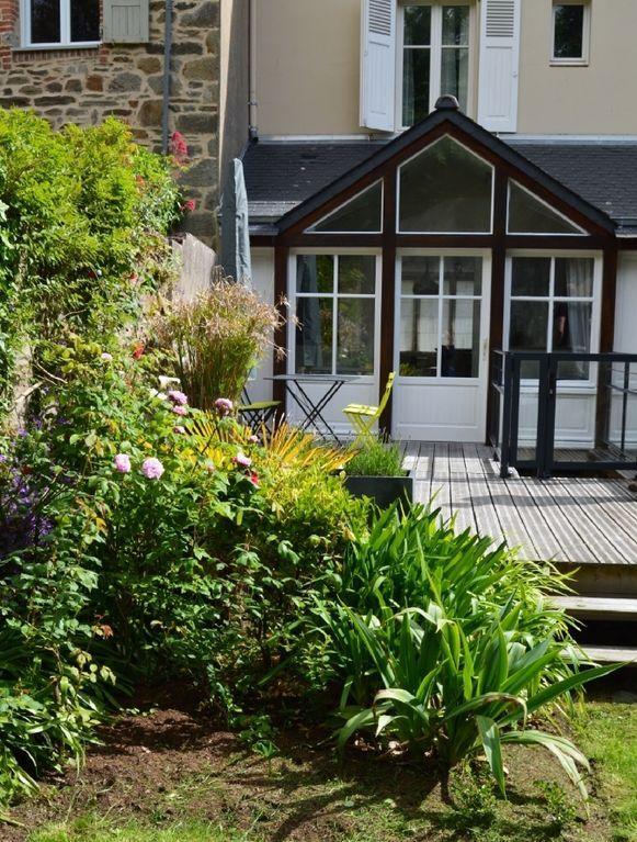 Vivienda de 4 habitaciones con jardín