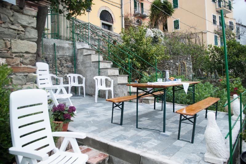 Apartment centrally located in Corniglia