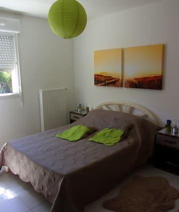 Appartement à 1 chambre à Rousset