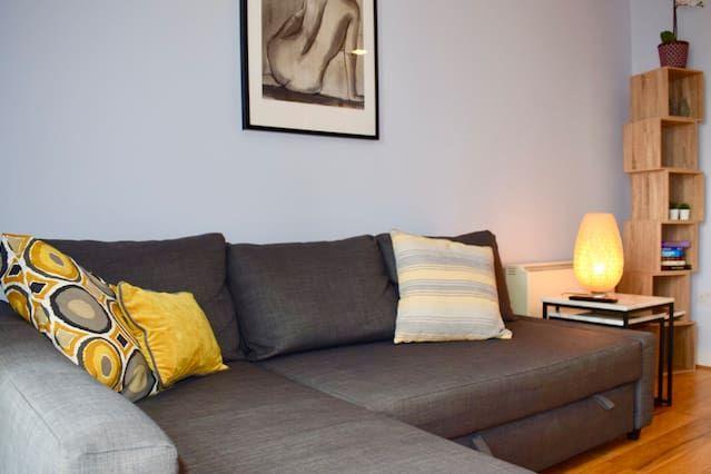 Apartamento en Dublín con wi-fi