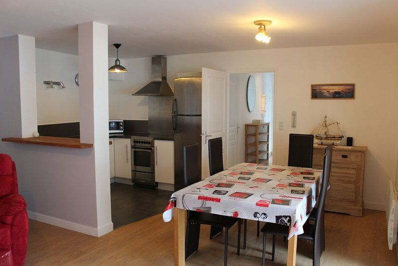 Appartement 80m² face mer - Golfe du Morbihan