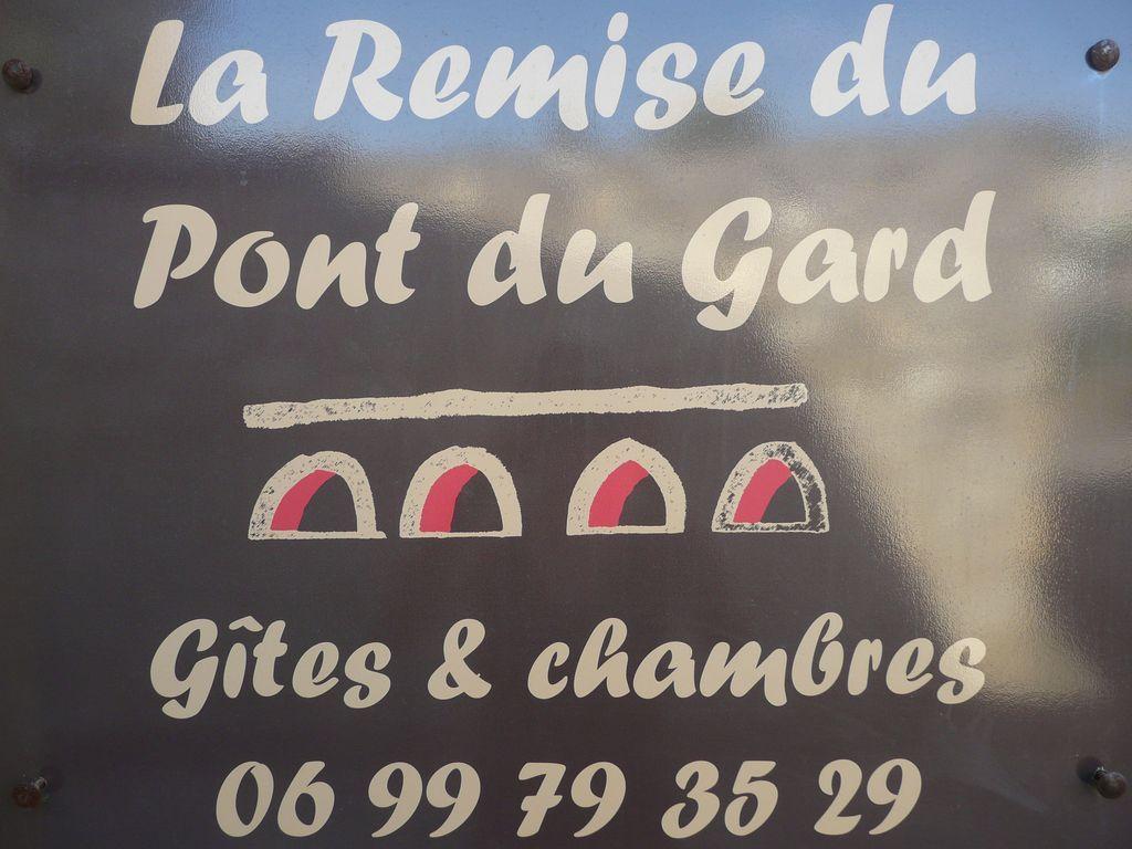 Ideal vivienda en Saint-bonnet-du-gard