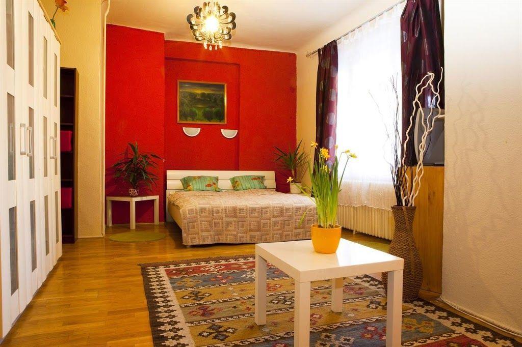 Apartamento con estilo de 46 metros en Budapest