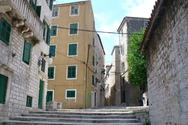 Lovely flat in Šibenik's old town