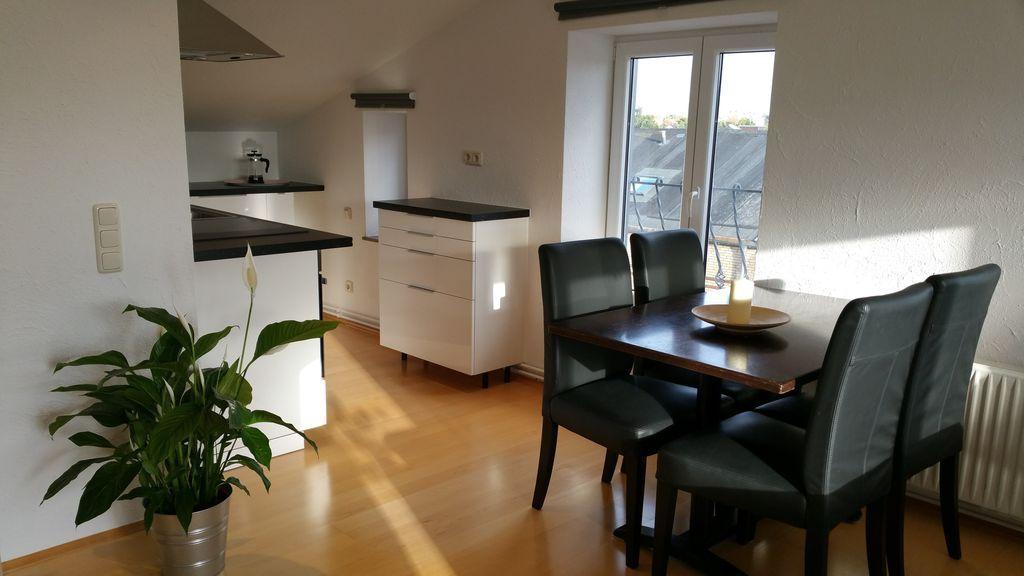 Unterkunft auf 45 m²