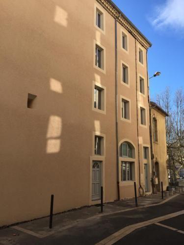 Appartement à Aubenas avec 1 chambre