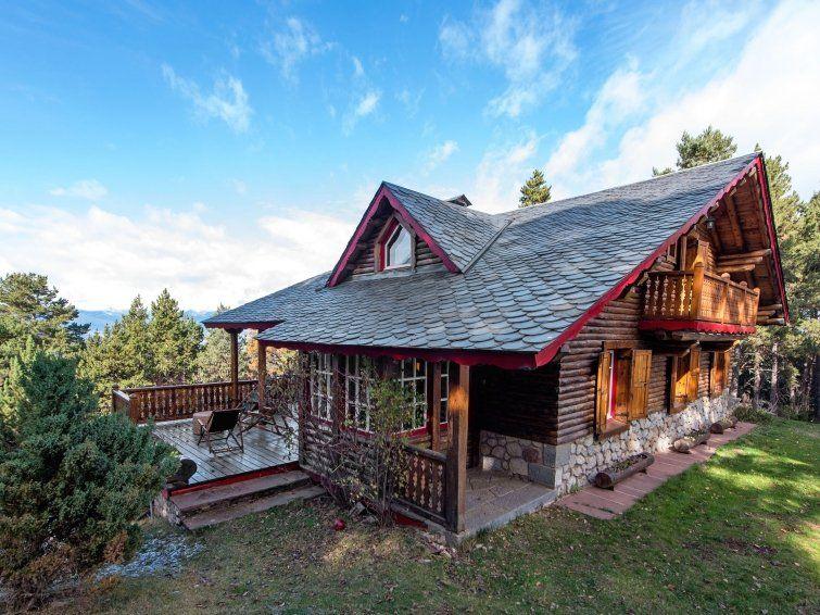 Casa para 12 huéspedes en Alp