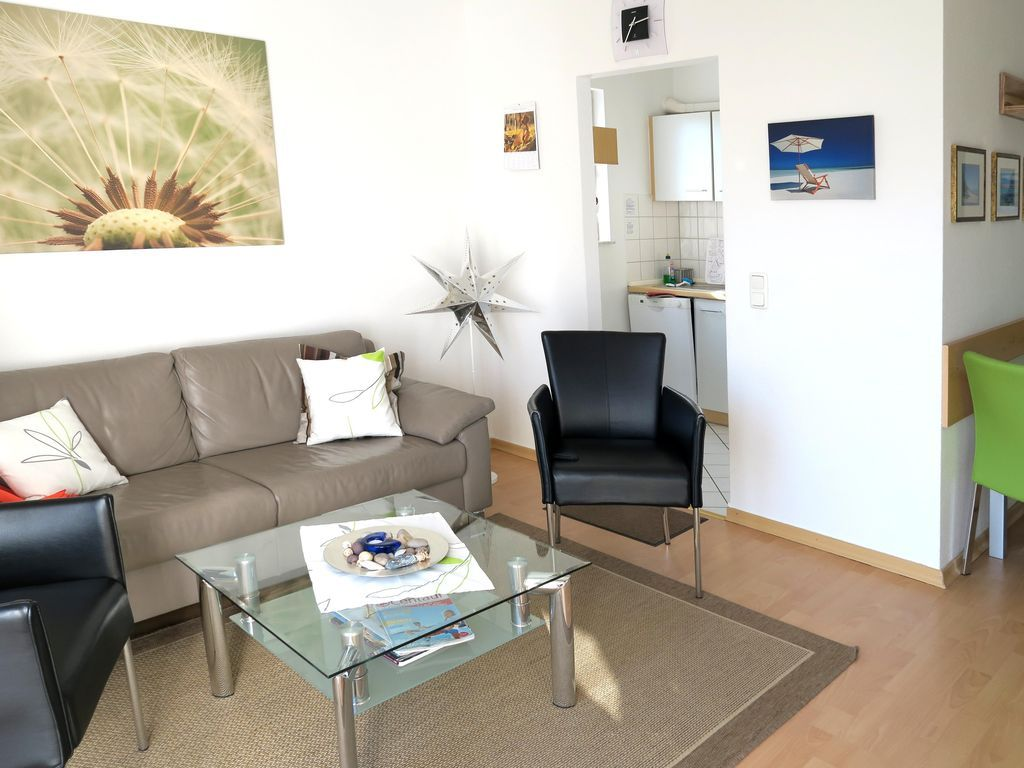 Ferienunterkunft für 2 Gäste mit 1 Zimmer