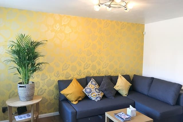 Apartment with parking included in Liverpool