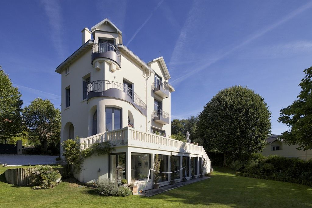 Residencia en Garches de 6 habitaciones