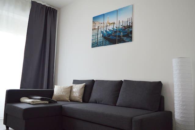 Appartamento con wi-fi per 4 ospiti