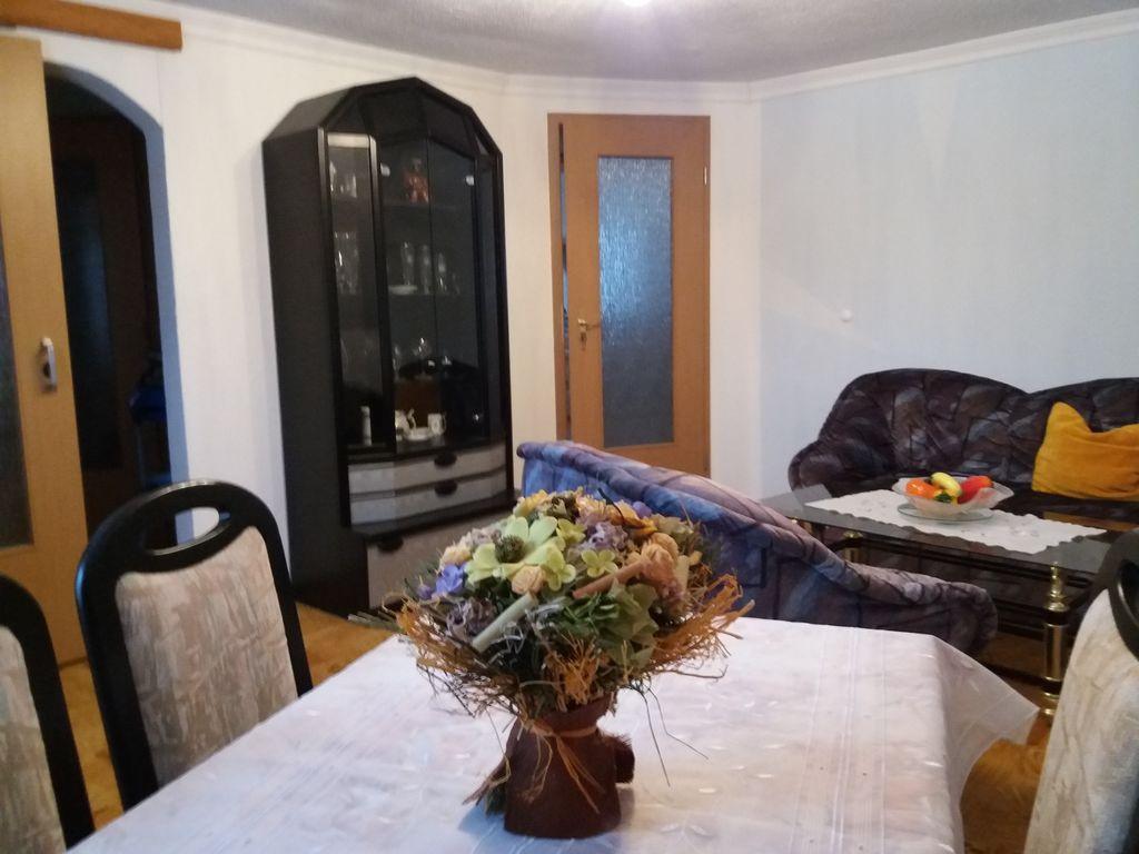 Wohnung in Lichtenhain mit 1 Zimmer