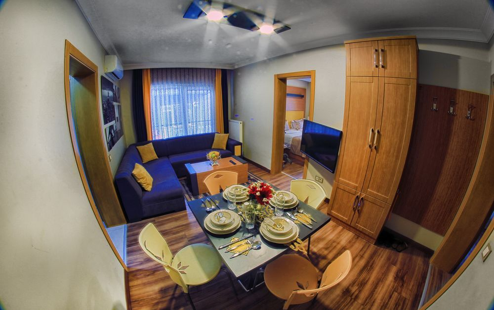 Apartamento en Tınaztepe mahallesi con wi-fi