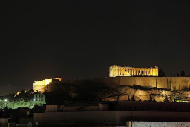 Apartamento con wi-fi en Atenas