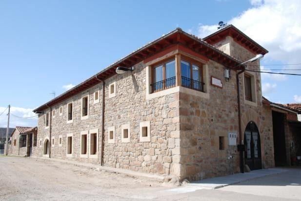 Residencia con jardín en Aguilar de campoo