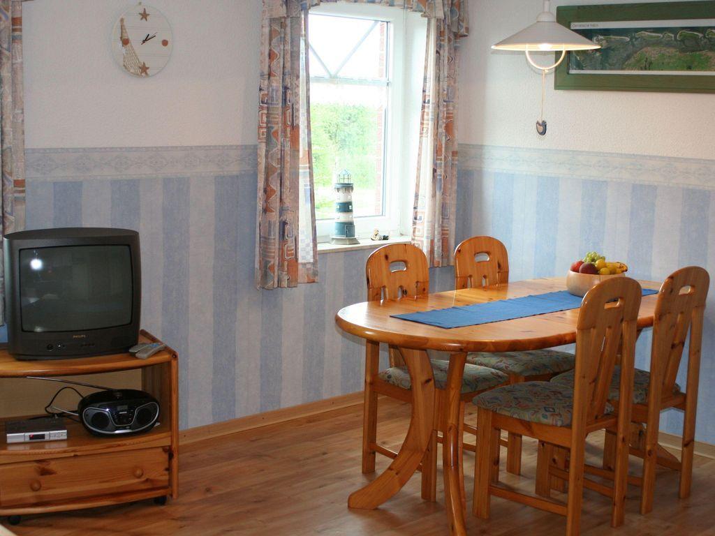 Ferienunterkunft in Neuharlingersiel mit 2 Zimmern