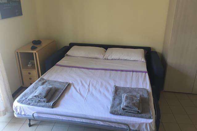 Apartamento de 1 habitación en Giardini naxos
