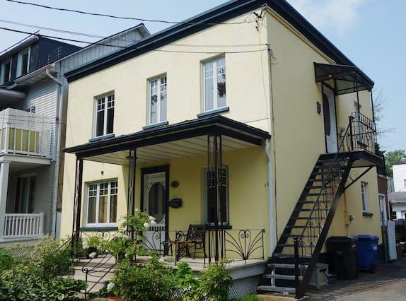 Vivienda de 1 habitación en Quebec