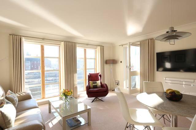 Wohnung mit Balkon in York