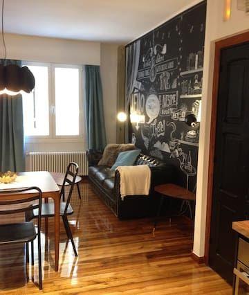 Apartamento en San sebastián con wi-fi