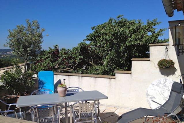 Casa à Villedubert, en casa de Lynda