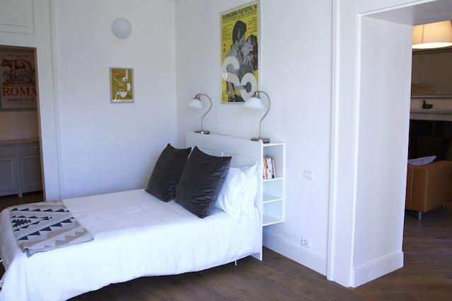 Abitazione di 1 stanza con balcone